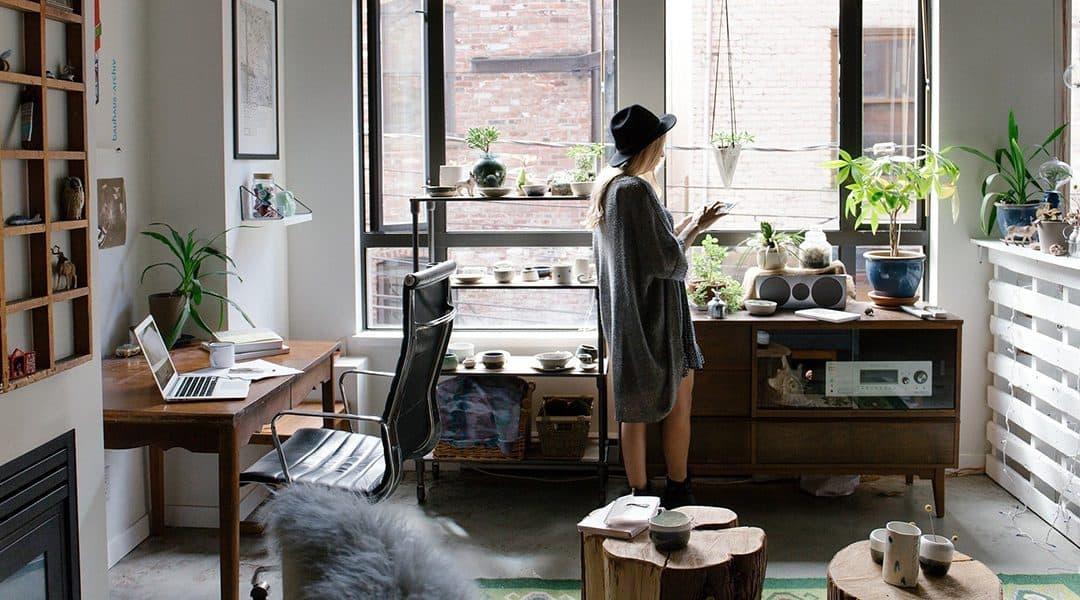Az otthoni munka előnyei és hátrányai