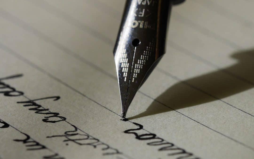 Golyóstoll a töltőtollal szemben, avagy mivel a legkényelmesebb írni?!